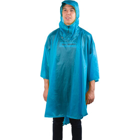 Sea to Summit 15D Poncho, blue